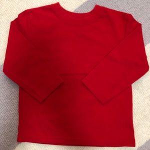 Garanimals Red Cotton Tee Shirt